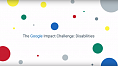 The Google Impact Challenge|Disabilities в России